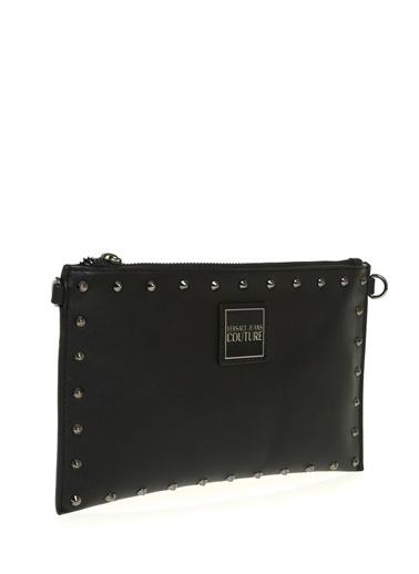Versace Jeans Clutch / El Çantası Siyah